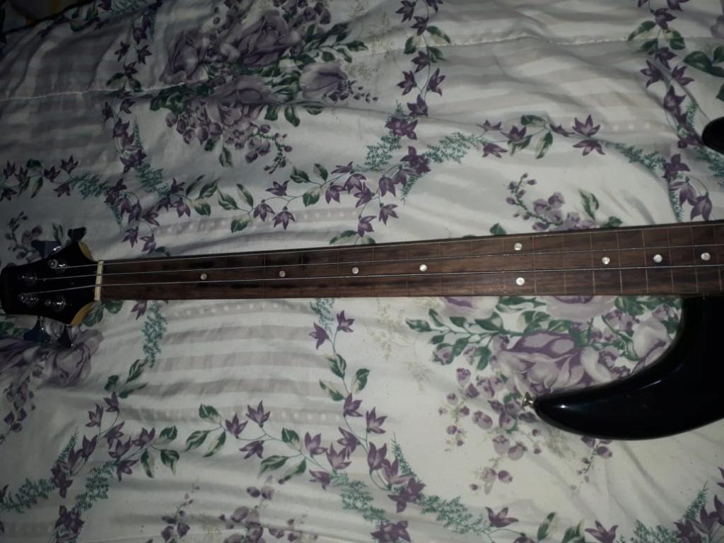 """Baixo """"Patinho Feio..."""" Bass410"""