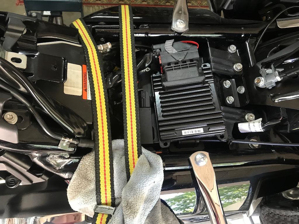 Réparation d'une fuite essence sur raccord rapide  Img_1413