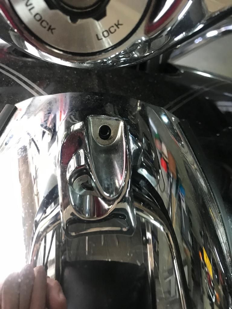 Réparation d'une fuite essence sur raccord rapide  Img_1415