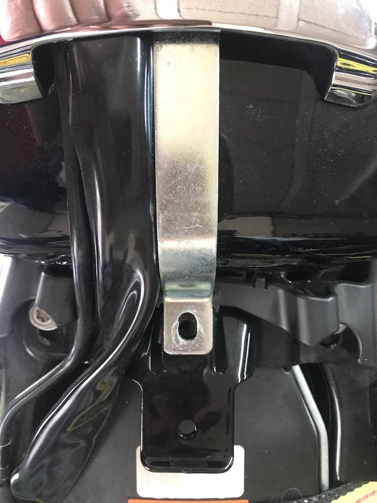 Réparation d'une fuite essence sur raccord rapide  Img_1416