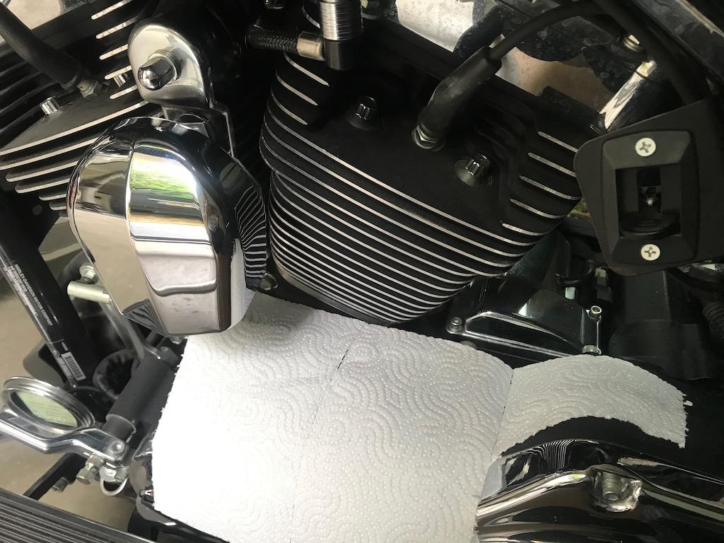Réparation d'une fuite essence sur raccord rapide  Img_1514