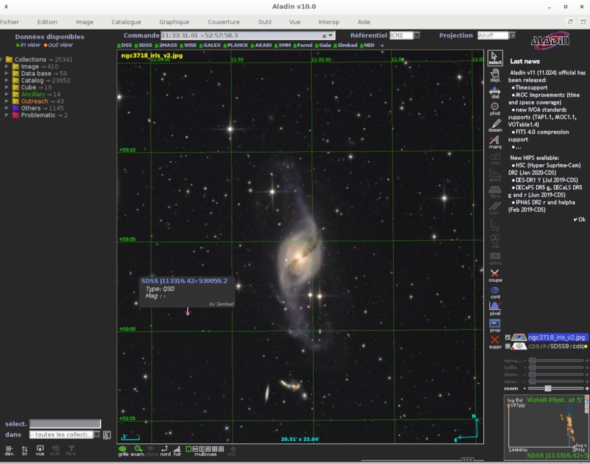 NGC3718 Ngc37110