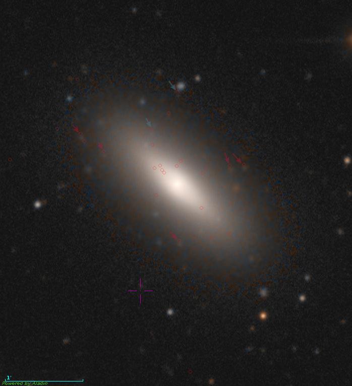 NGC4567 & 8 un compte facile Ngc45610