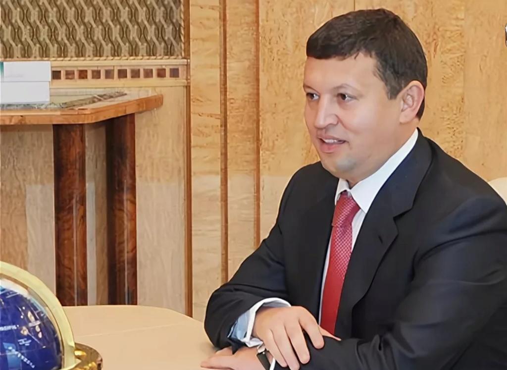 Валитов Ильгиз Наилевич сооснователь таможенной инфраструктуры Закамья 7217f210