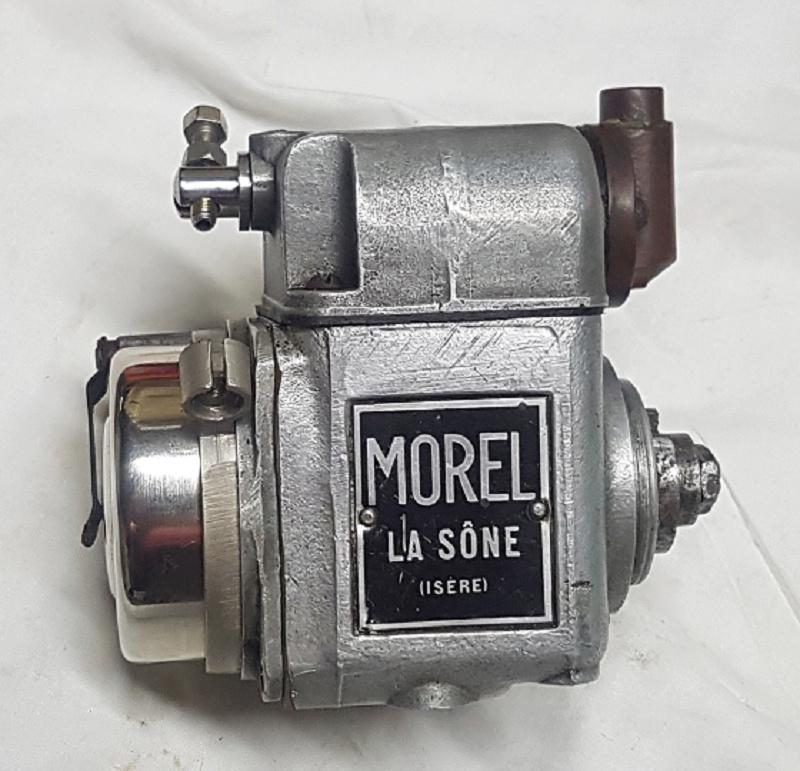 Remise en état de la magnéto Morel G1 20201011