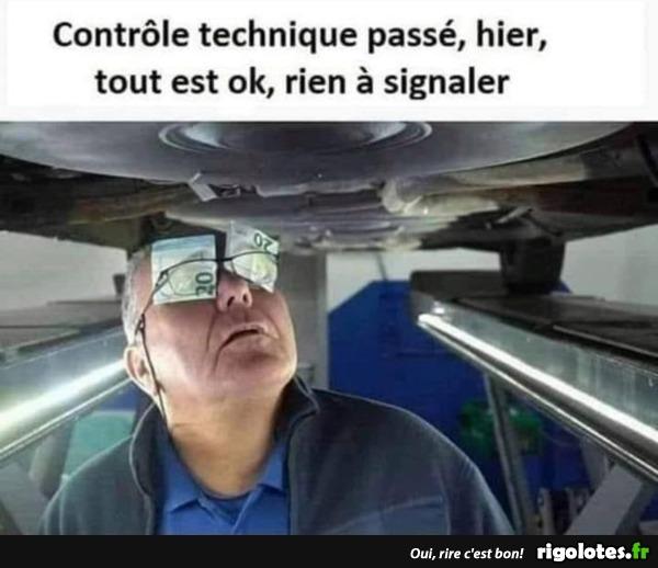 Le contrôle technique en France. - Page 2 66caea10