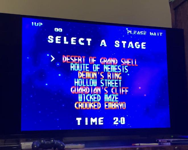 [Blazing Star] Stage Select and minor tweaks Img_3610