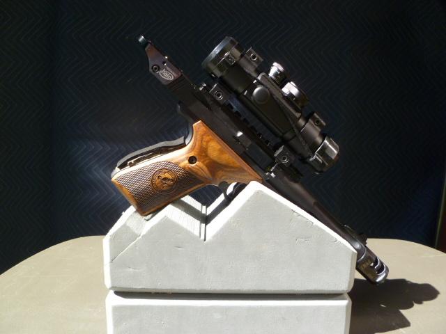 Pistol Rest Buckma10