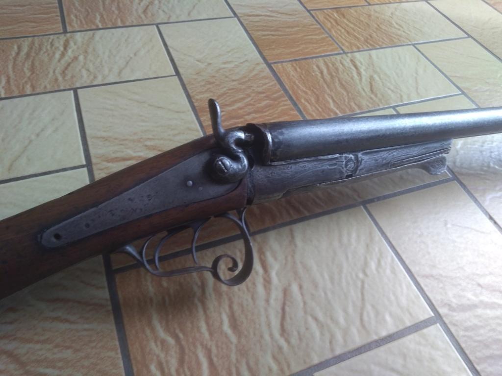 Identification d un fusil 16/65 a percution centrale  P_202010