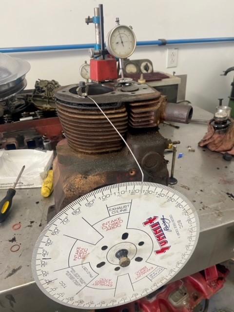Custom Wheel Horse build/beefy K321 321510