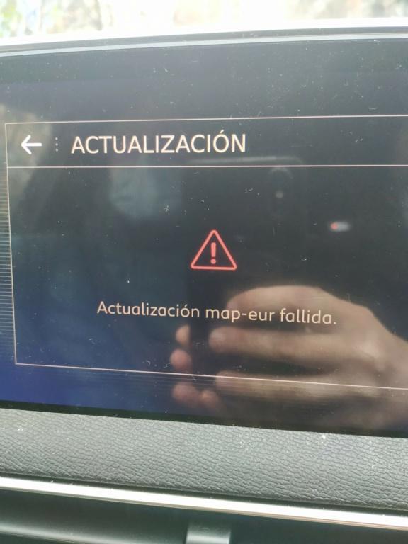 """problema actualización mapas """"Versión incompatible con el Hardware"""" Img_2012"""
