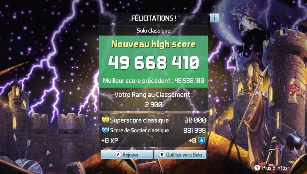 Score de MrGryo Mrgryo11