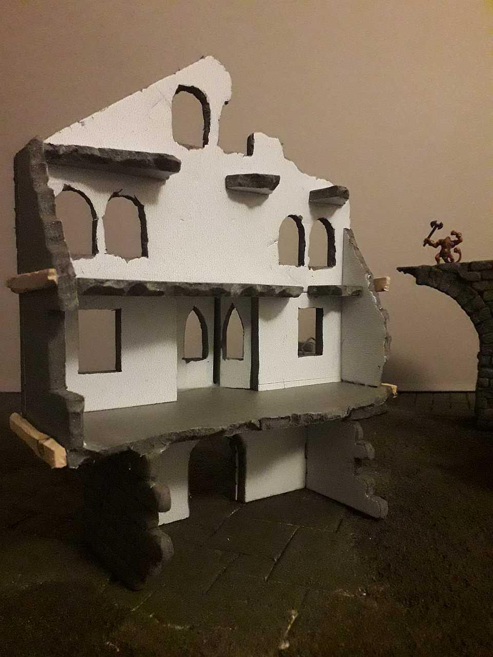 Jamatra's World in Progress House110