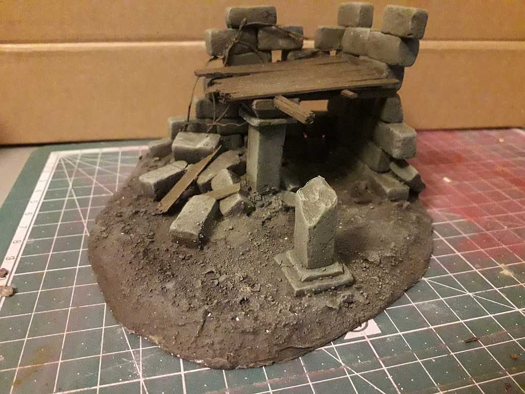 Jamatra's World in Progress Ruine111