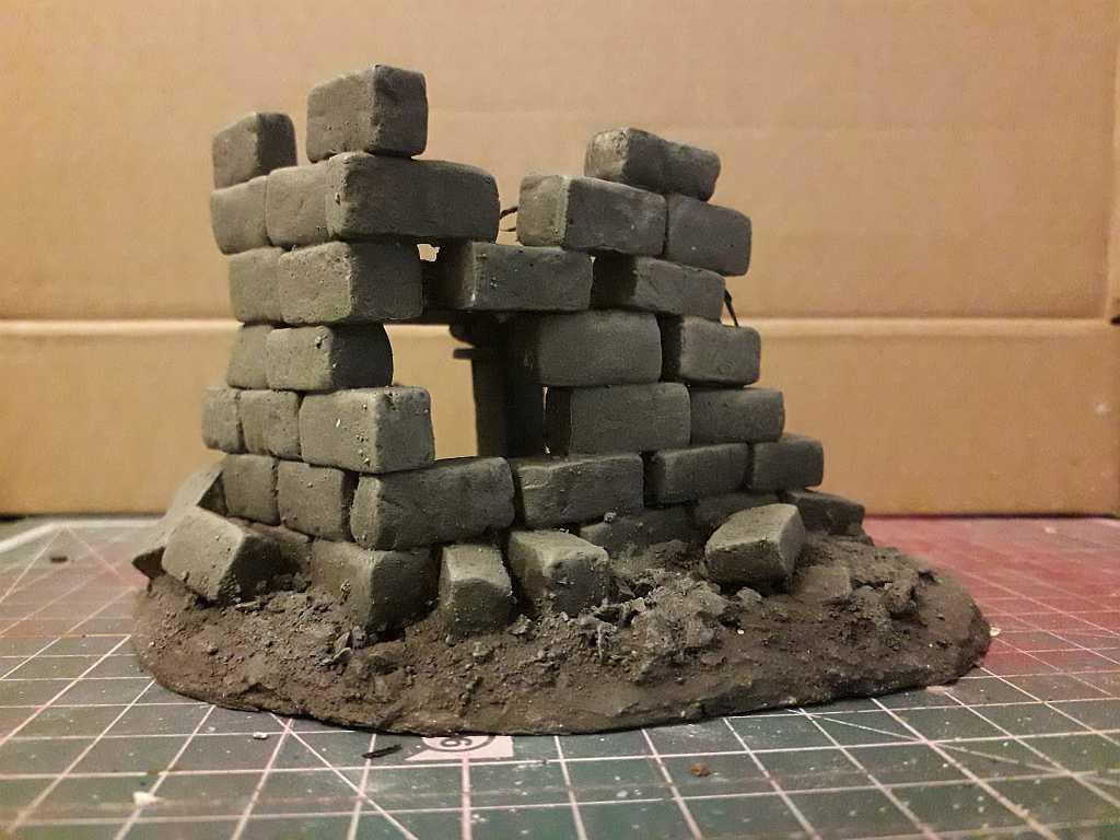 Jamatra's World in Progress Ruine112