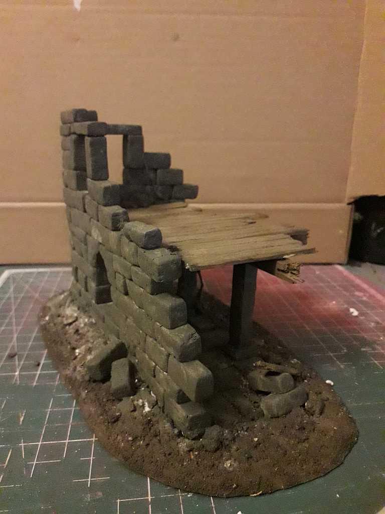 Jamatra's World in Progress Ruine210