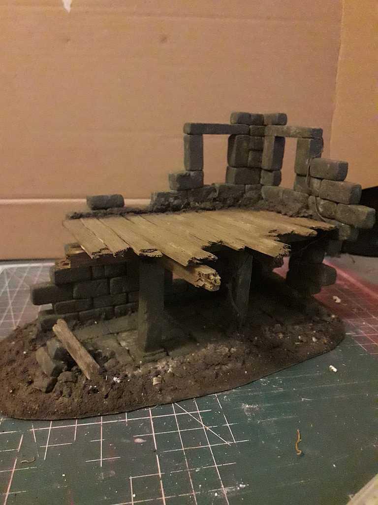 Jamatra's World in Progress Ruine211