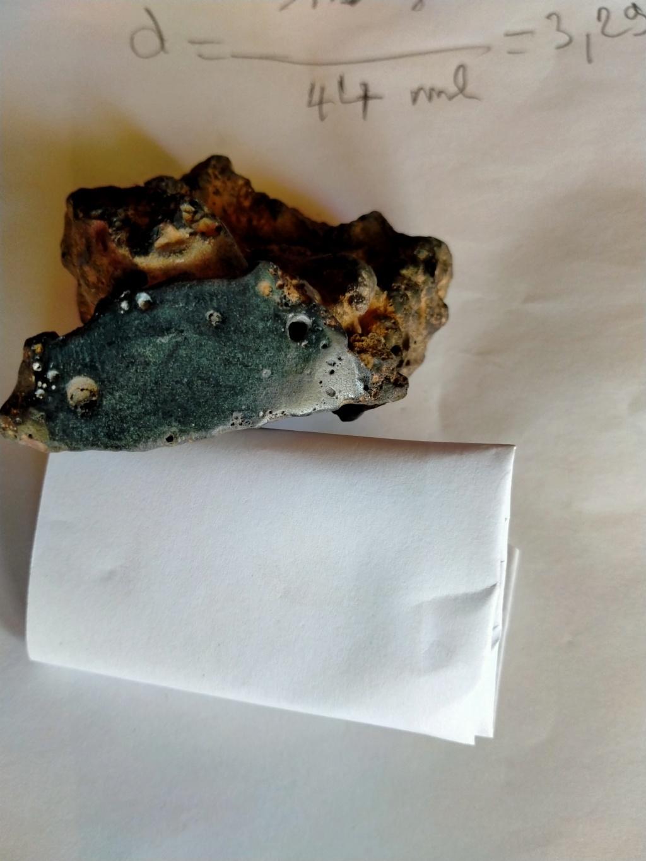 identification météorite 20210421