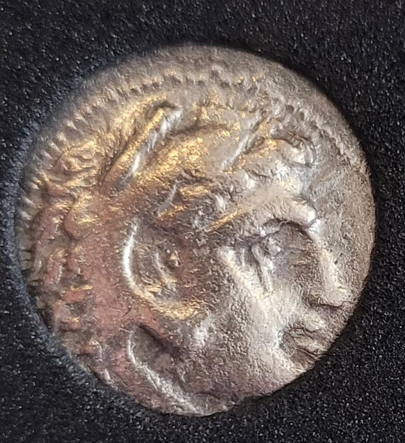 Dracma de Filipo III Arrideo. Abydos 20210411