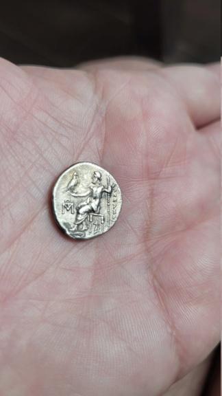 Dracma de Filipo III Arrideo. Abydos 20210415