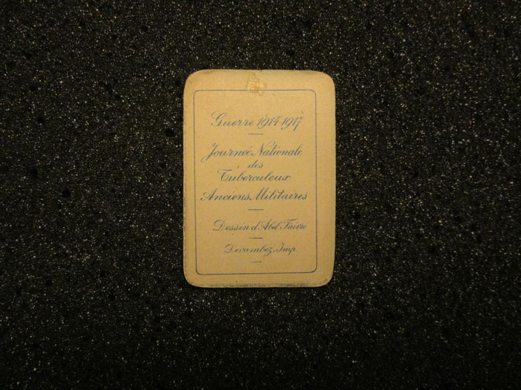 Lot médailles commémoratives époque 14-18 Img_1816