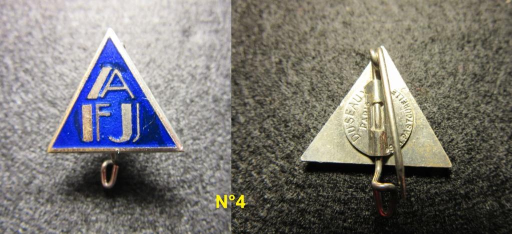 Insignes de boutonnière civil à identifier  Insign22