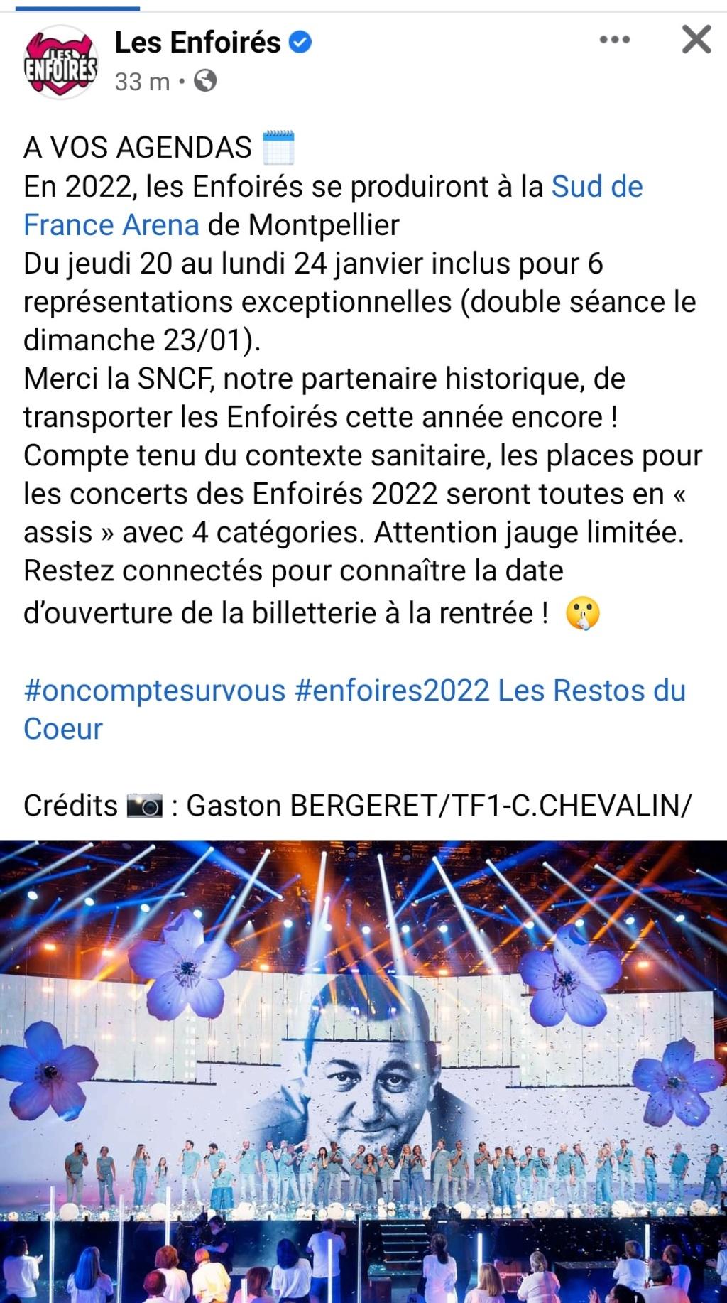 La salle : Sud de France Arena Screen10