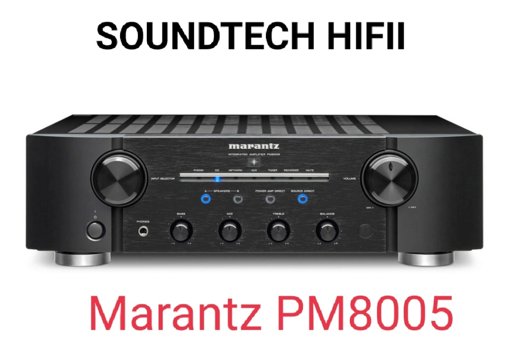 Marantz PM8005 Integrated Amp (Showroom Display unit / Full Recaping Img_2013