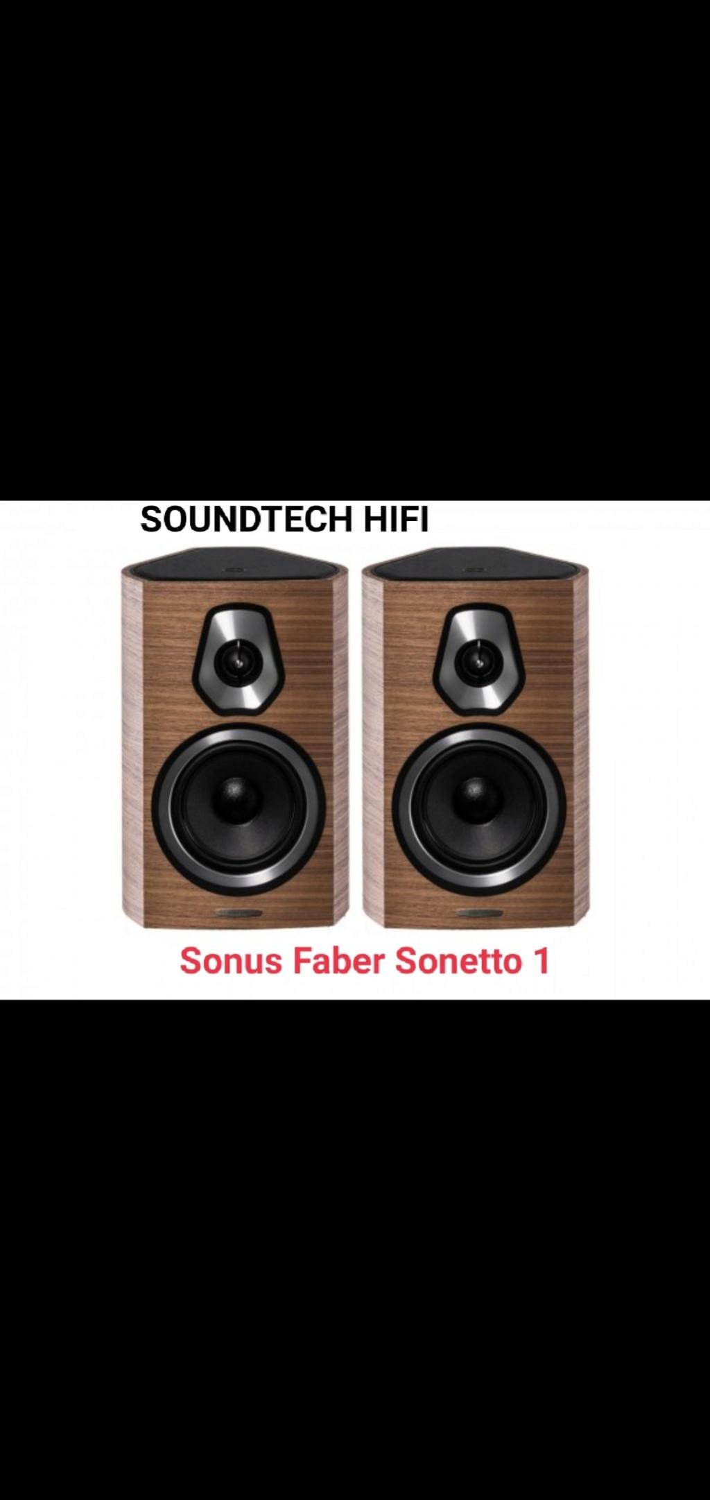 sonus faber sonetto 1 (new in box) Screen10