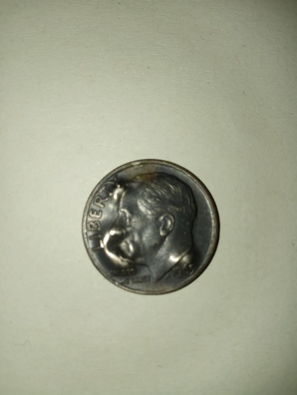 Moneda 10 dimes con error 1965  Img_2011