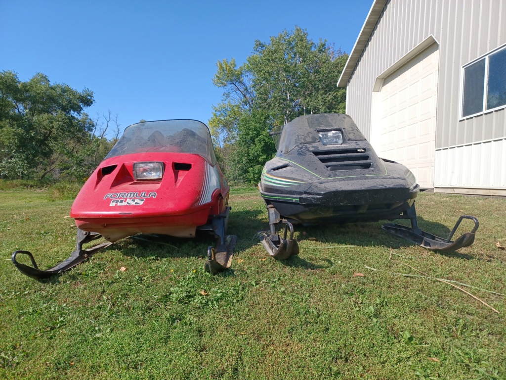 snowmobile builds/  and future projects  20210911
