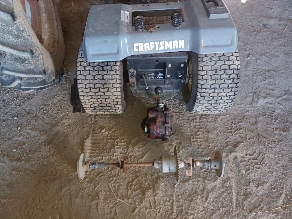 craftsman trail machine build  20211011