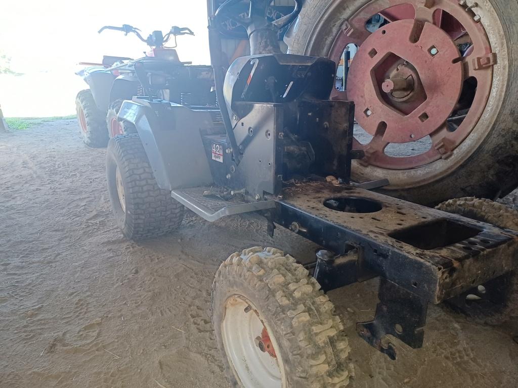 craftsman trail machine build  20211013