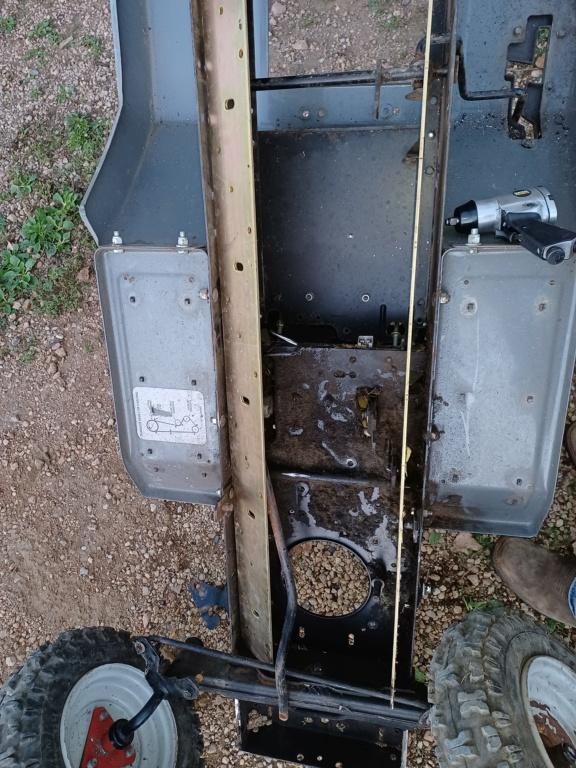 craftsman trail machine build  20211014