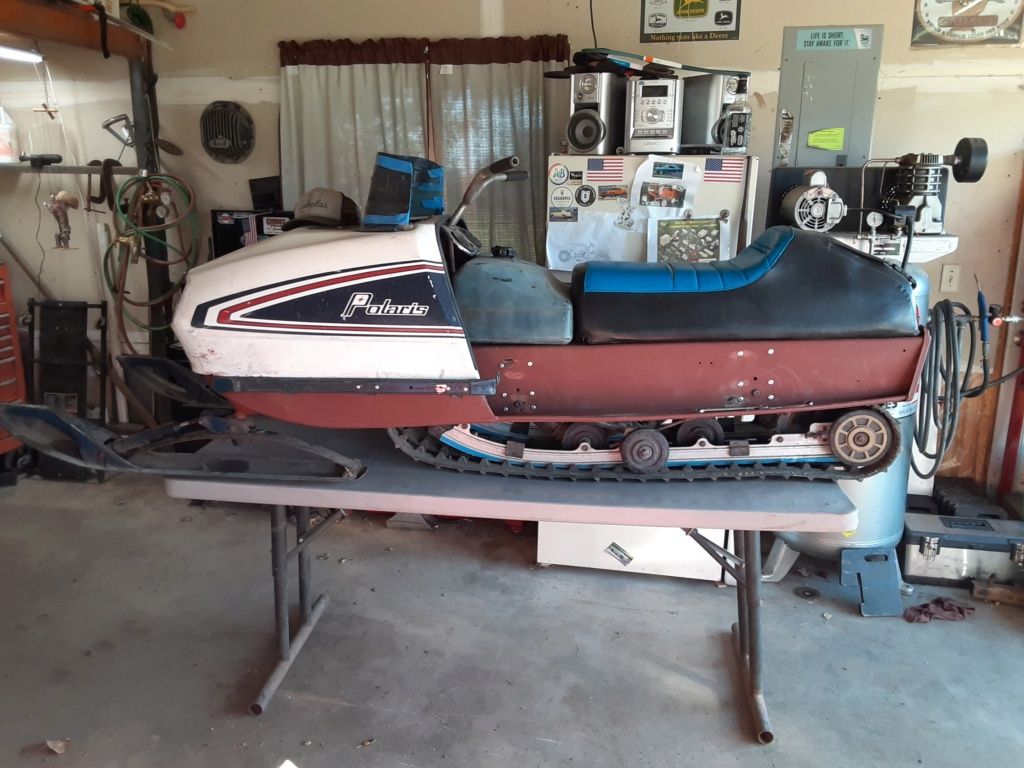 snowmobile builds/  and future projects  20211019