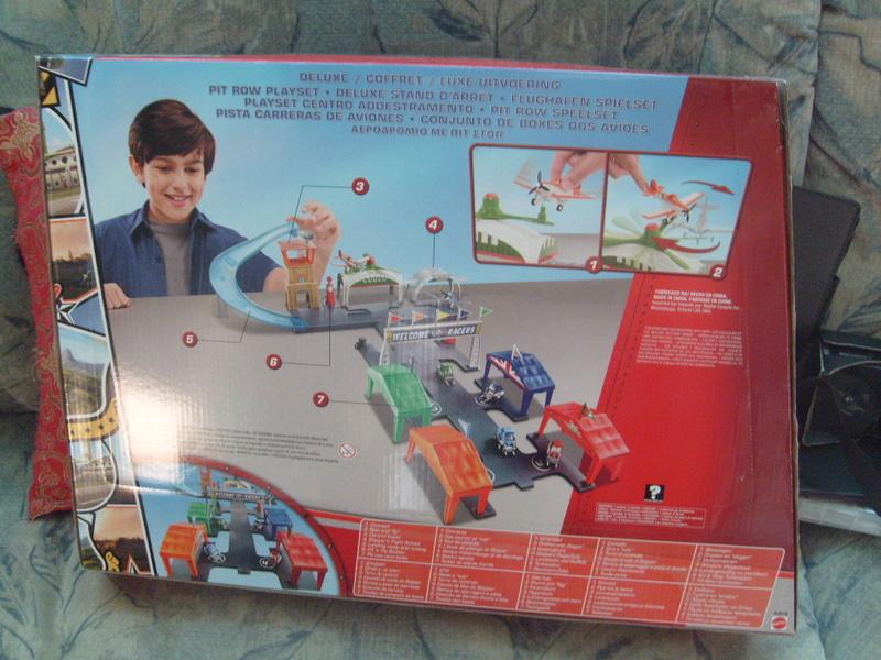 mes autres Cars 1 , 2 , 3 et Planes !!! toutes marques et matieres - Page 11 S7305658