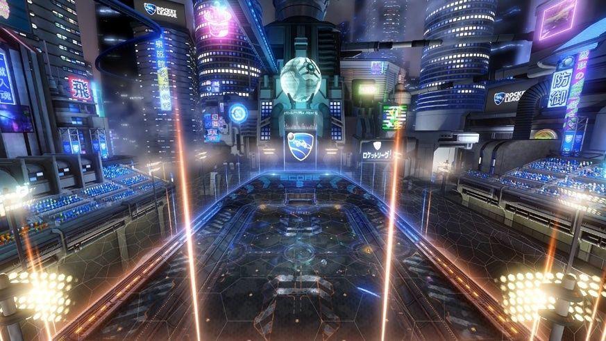 Psyonix Annonce Une Mise A Jour Enorme Pour Rocket League 868cb910