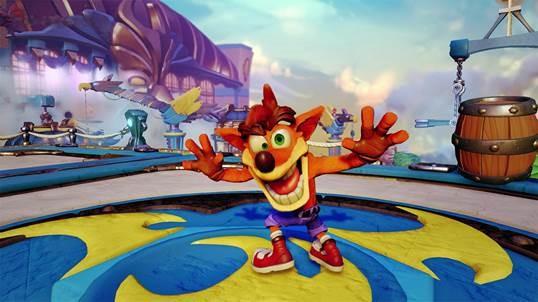 Crash Bandicoot est de retour dans Skylanders Imaginators 9782f510
