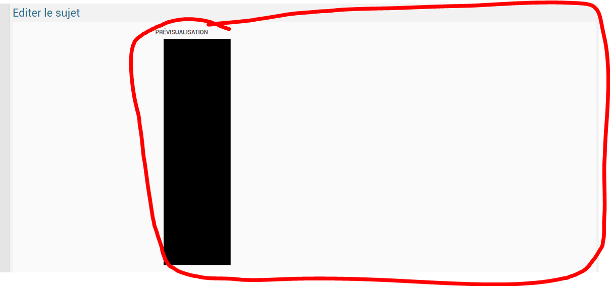 Bug ? Intégrer vidéo YouTube  Proble11