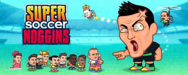 Super Soccer Noggins Super-10
