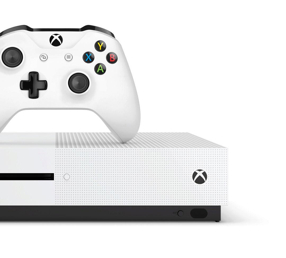 La Xbox One S arrivera en France le 2 août prochain Xboxon10