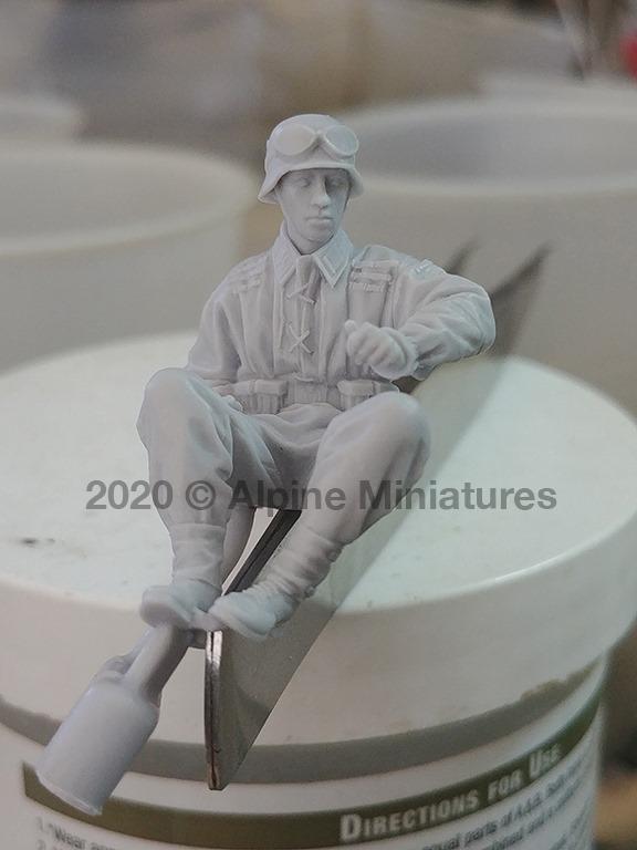 News Alpine Miniatures 10692010