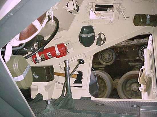 Recherche info interieur Sdkfz 223 222-0810