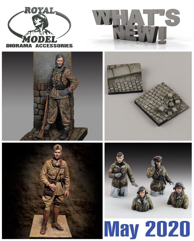 News Royal Model 83377910