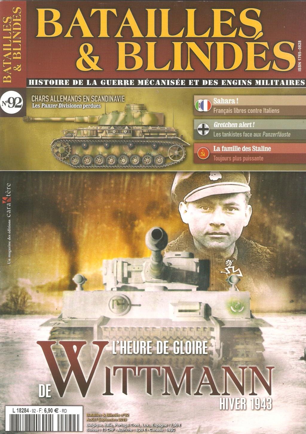 Tn T75 et Batailles et Blindés 92 Bb92co11