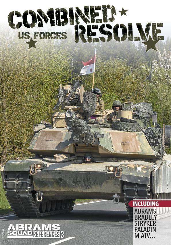 Abrams Squad References #03 Cbr_co10