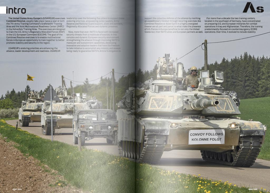 Abrams Squad References #03 Cbr_in10