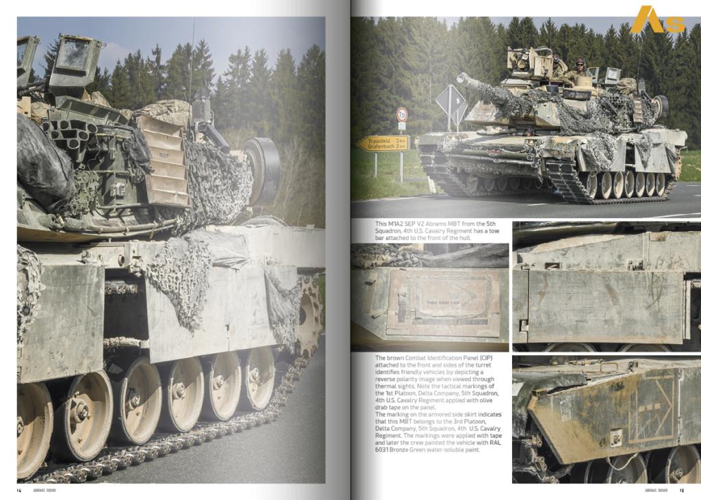 Abrams Squad References #03 Cbr_in11