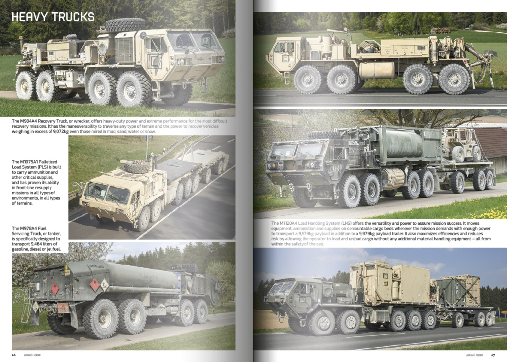 Abrams Squad References #03 Cbr_in15