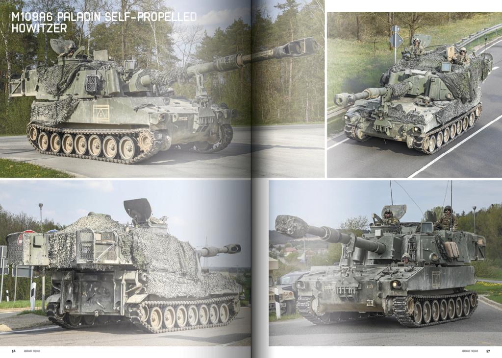 Abrams Squad References #03 Cbr_in16